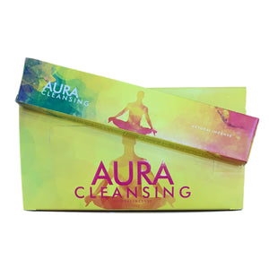 New Moon Aura Cleansing Incense Sticks