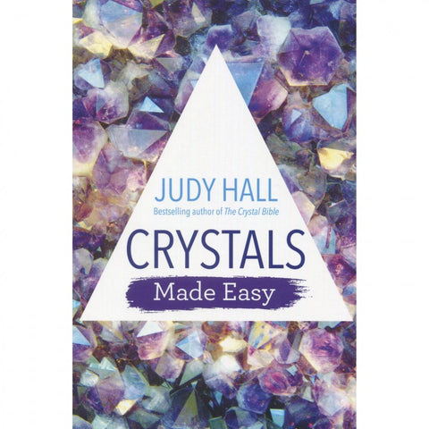 Crystals (Made Easy Series) by Judy Hall