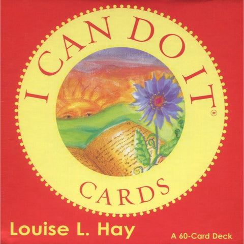 I Can Do It Cards by Louise Hay
