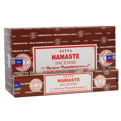Satya Namaste Incense 15 grams