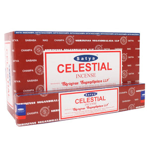 Satya Celestial Incense Sticks 15 grams