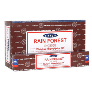 Satya Rainforest Incense 15 grams