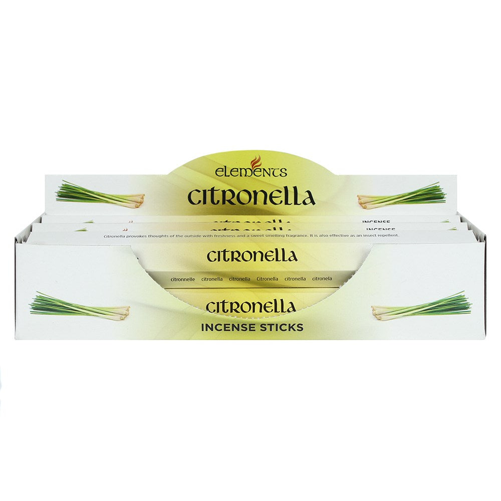 Elements Citronella Incense Sticks