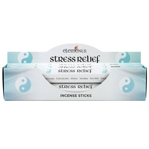 Elements Stress Relief Incense Sticks