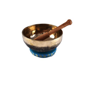 Hand Beaten Singing Bowl 400-450g