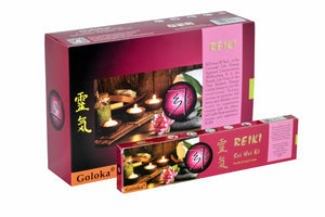 Goloka Reiki Series Purification Incense 15 grams