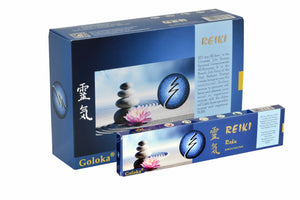 Goloka Reiki Series Grounding incense 15 grams