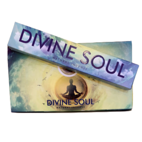 New Moon Divine Soul Incense Sticks