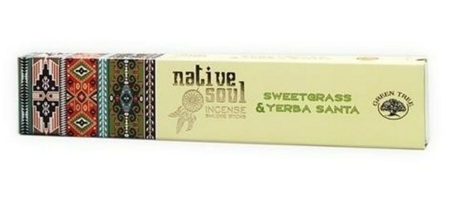 Native Soul Sweetgrass & Yerba Santa