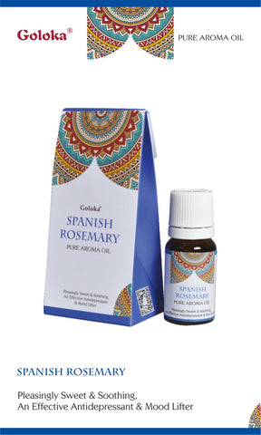 Spanish Rosemary 10ml