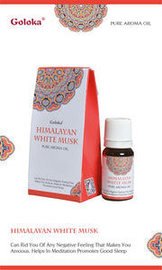 Himalayan White Musk 10ml