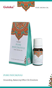 Pure Patchouli 10ml