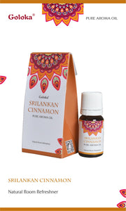 Sri Lankan Cinnamon 10ml