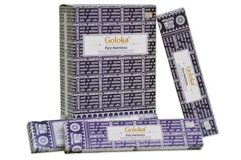 Goloka Pure Happiness Incense 15 grams