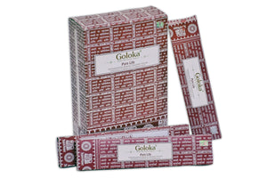 Goloka Pure Life Incense 15 grams