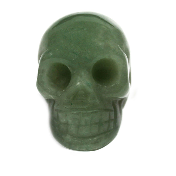 Jade Skull Carving
