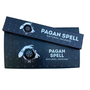 New Moon Pagan Spell Incense Sticks
