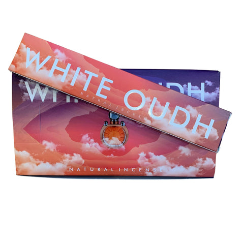 New Moon White Oudh Incense Sticks