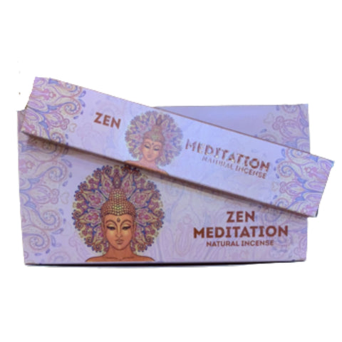 New Moon Zen Meditation Incense Sticks
