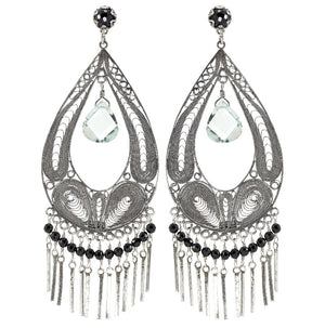 Yvone Christa_LARGE CHANDELIER EARRINGS_E3240