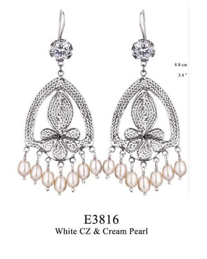 VICTORIAN BLOSSOM EARRINGS