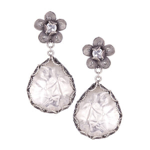Yvone Christa_BLOSSOM FILIGREE EARRINGS_E3939