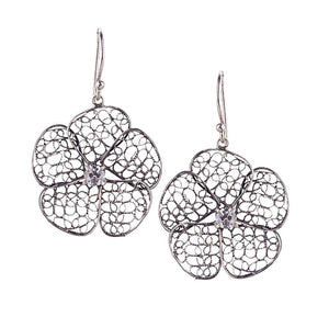 Yvone Christa_MEDIUM PHLOX FLOWER EARRINGSåÊ_E4121