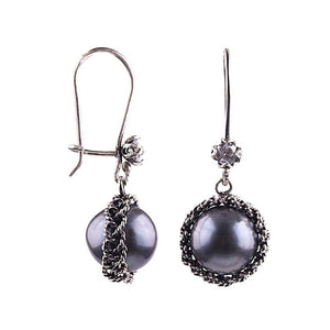 Yvone Christa_MORNING DEW DROP EARRINGS_E5097