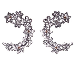 Yvone Christa_FLOWER MEADOW EARRINGS_E5117