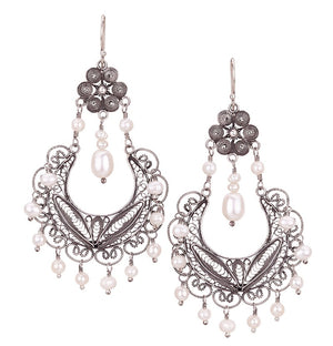 Yvone Christa_FRIDA CHANDELIER EARRINGS_EC886