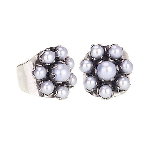 Yvone Christa_TULIP CUP CLUSTER RING_R560