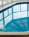 Orca Oval Space Saver Pool - 2.85m Width