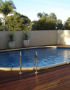 Orca Oval Big Backyard Pool - 4.57m