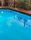 Shoreline Oval Deep End Family Pool - 3.66m Width