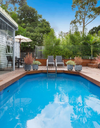 Shoreline Oval Deep End Family Pool - 3.66m