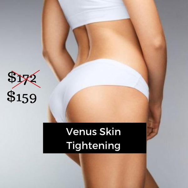 Venus Freeze RF Skin Tightening Treatment & Cellulite Reduction For The Body