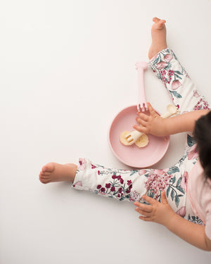 LES ENFANTS Eating Collection - Pink