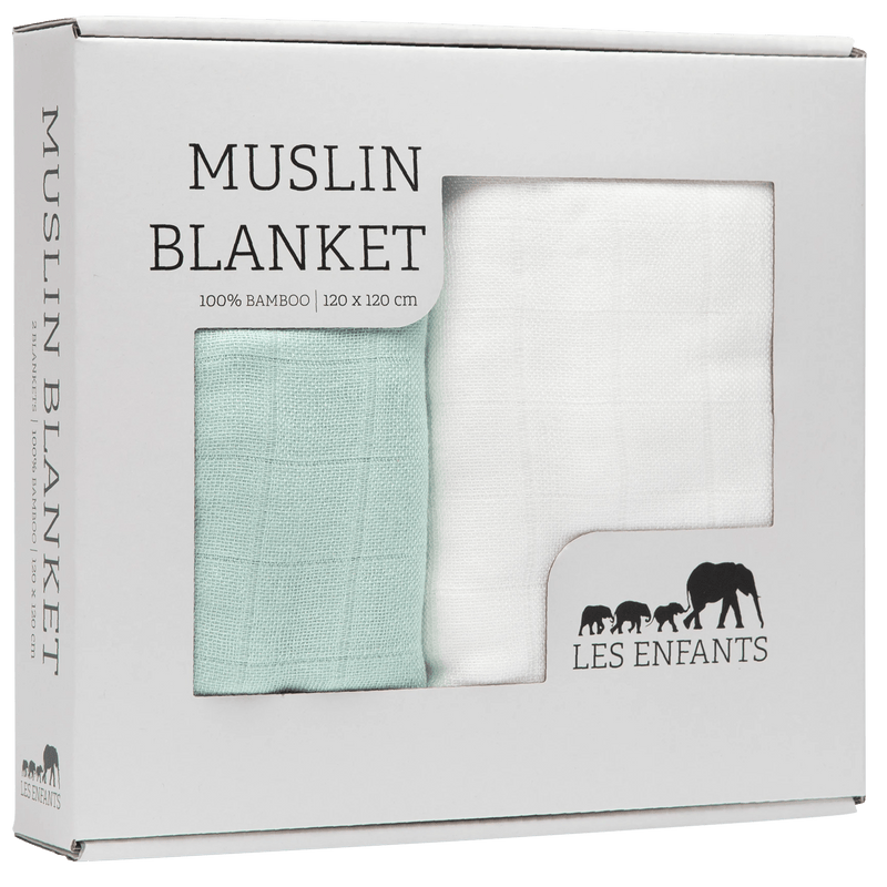 Muslin Collection - Green