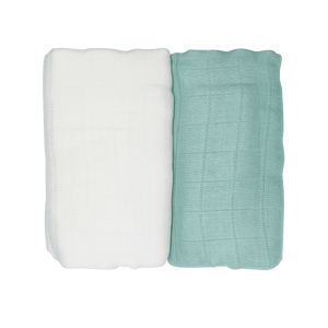 LES ENFANTS Muslin Collection - Green