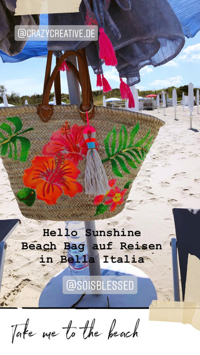 Hello Sunshine Bag in Bella Italia