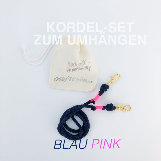 Kordel-set-maske-baumwolle-blau-pink-crazycreative.de-by-gabriele-van-de-flierdt-photo-1