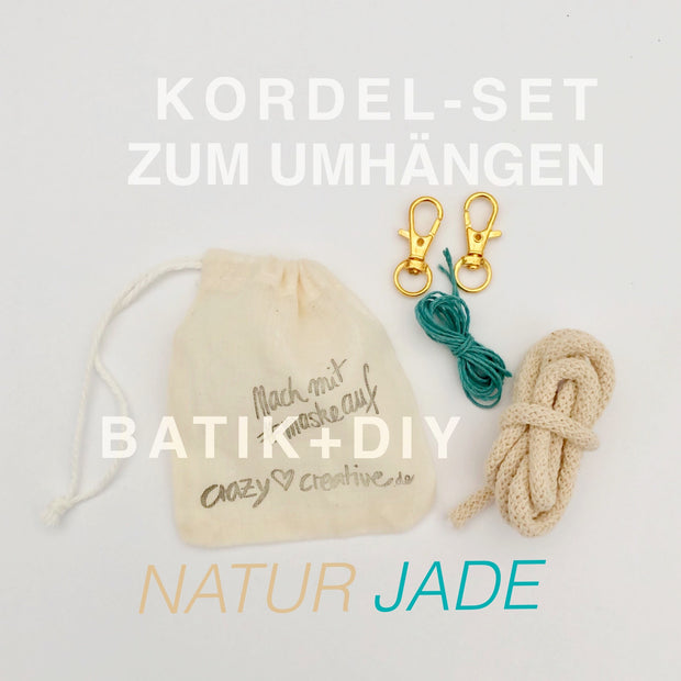 kordel-set-maske-batik-natur-jade-crazycreative.de-by-gabriele-van-de-flierdt-photo-1