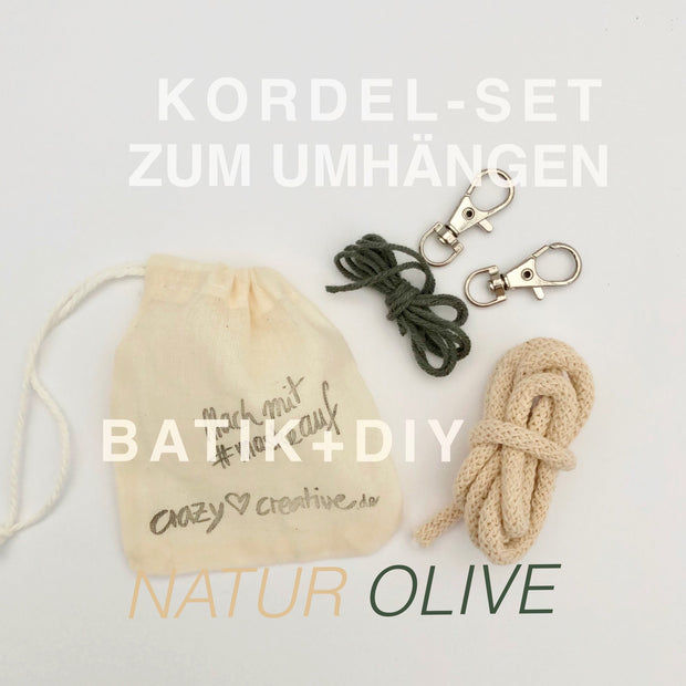 kordel-set-maske-batik-natur-olive-crazycreative.de-by-gabriele-van-de-flierdt-photo-1