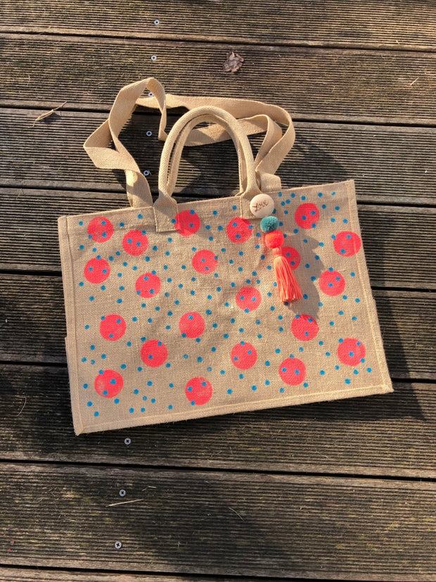 2019-jute-shopper-dots-dots-flamingo-blue-mit anhaenger-love-001-crazycreative.jpg