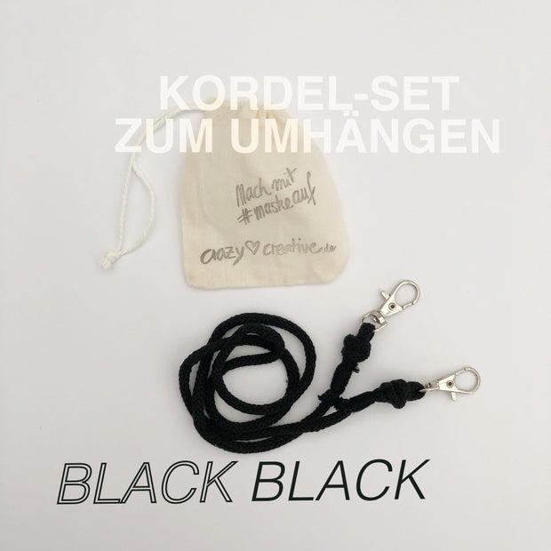 Kordel-set-maske-baumwolle-black-black-crazycreative.de-by-gabriele-van-de-flierdt-photo-1
