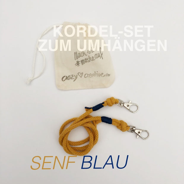 kordel-set-maske-baumwolle-senf-blau-crazycreative.de-by-gabriele-van-de-flierdt-photo-1