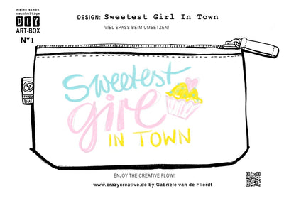 mein-download-design-sweetest-girl-in-town-print-fuer-nachhaltige-diy-art-box-nr-1-crazycreative.de-by-gabriele-van-de-Flierdt