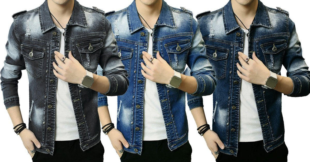 b446c1ff4279 New Stylish Denim Solid Comfortable Shirts for Men Pack of 3 – ramtraders