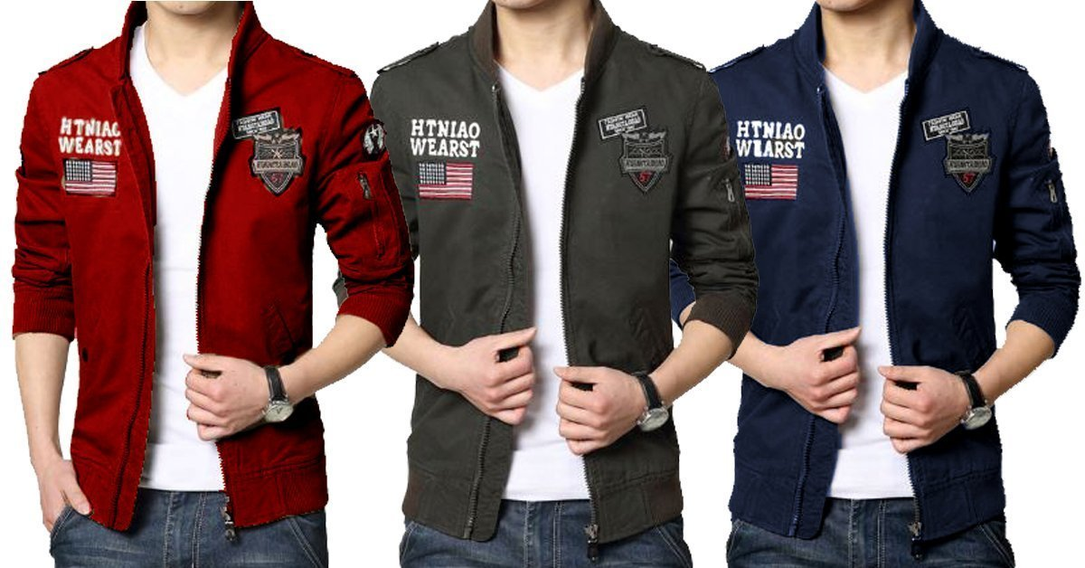 02217b9c0df2 New Zipper Double Pocket Stylish Denim Solid Comfortable Shirts for Me –  ramtraders