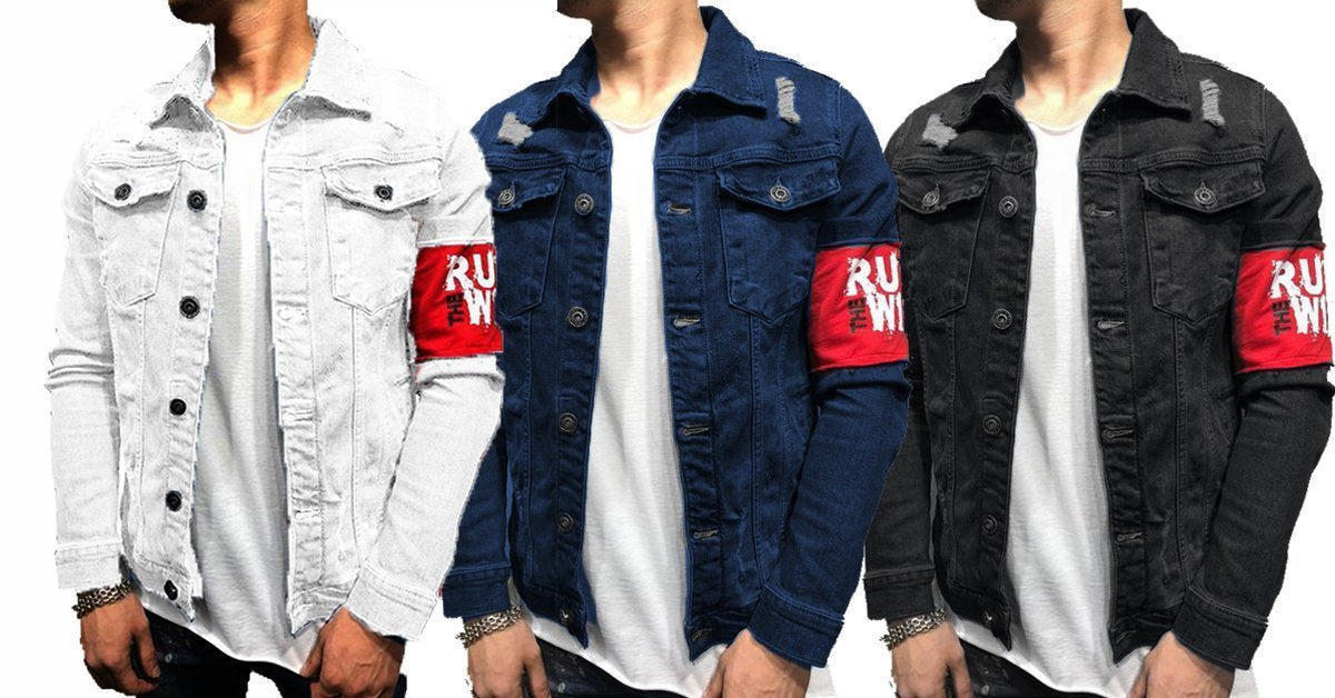 62c77d006c0e Branded Style Double Pocket Solid Denim Shirts for Men Pack of 3 –  ramtraders
